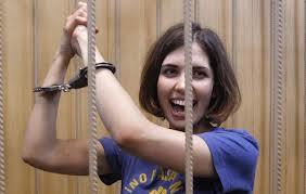 Nadia Tolokonnikova (Pussy Riot) - Tuyên ngôn về nghệ thuật và con người
