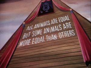 Chuyện sửa đổi hiến pháp ở Trại súc vật