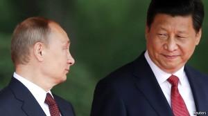 Quan hệ Nga-Trung: Thực sự đặc biệt hữu hảo?