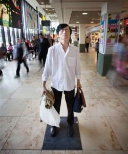 Thiên An Môn shopping hòa bình giải trí